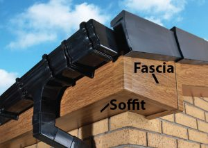 Fascias and Soffits Diagram